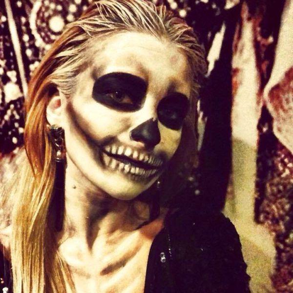 Curs makeup Halloween